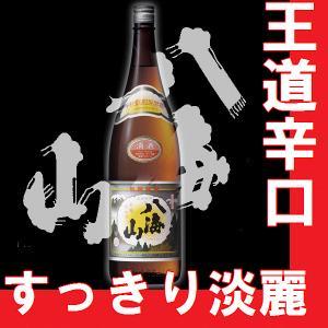 売り切りポイント10倍 日本酒 八海山 普通酒1.8l  (新潟県産地酒) (K)(W)(S)|gancho