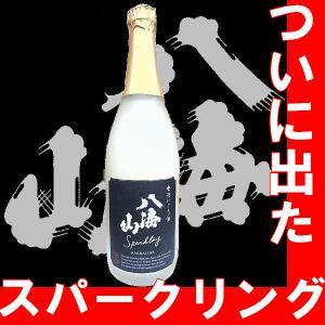 八海山純米発泡にごり酒 スパークリング 720ml日本酒 すず音 活性にごり 冷酒 酒ギフト|gancho