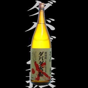 無手無冠 栗焼酎 ダバダ火振 1.8l 瓶 (高知県産地酒)|gancho