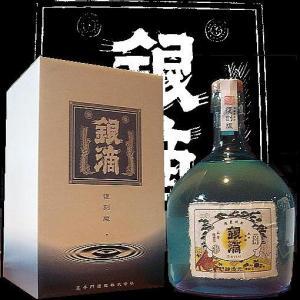 芋焼酎 銀滴(ぎんてき)30度 復刻版 1.8l 瓶(宮崎県産地酒)【限定品】|gancho
