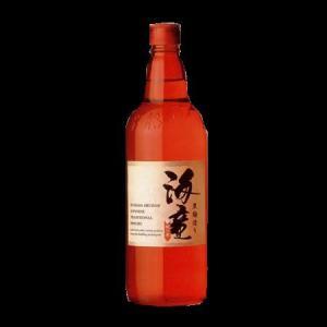 芋焼酎 海童 「祝いの赤」 720ml瓶|gancho