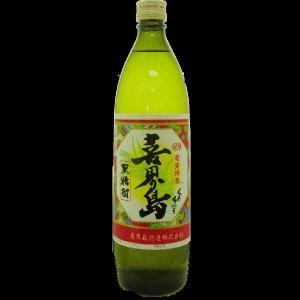黒糖焼酎 喜界島 25度 900ml 瓶|gancho