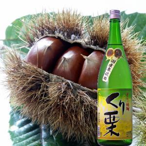 栗焼酎 くり栗 1.8l(愛媛県産地酒)|gancho