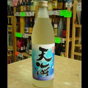 黒糖焼酎 天海(てんかい)900ml 瓶(鹿児島県産地酒)|gancho