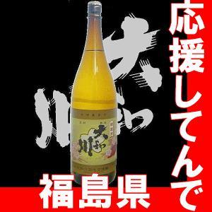 日本酒 大和川 1.8l (福島県産地酒) |gancho