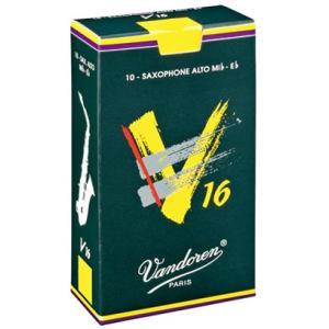 VANDOREN(バンドレン)リード:アルトサックス用 V16 3 (1箱=10枚セット):バンドーレン|gandgmusichotline