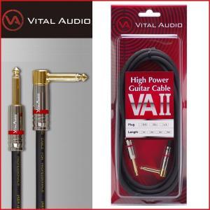 VITAL AUDIO(バイタルオーディオ)「VITAL AUDIO VAII-3m S/L」/黒/ケーブル|gandgmusichotline