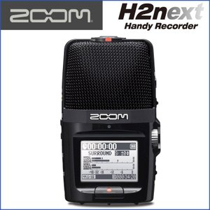 ZOOM/ズーム H2n Handy Recorder ハンディレコーダー|gandgmusichotline
