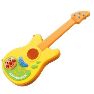 【ラッピングできます♪】アンパンマン うちの子天才 ギター /PINOCCHIO(ピノチオ/アガツマ)|gandgmusichotline