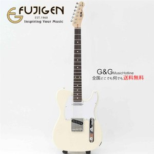 FUJIGEN/フジゲン BCTL10RBD-VWH/01 エレキギター Vintage White ヴィンテージ ホワイト ビンテージ|gandgmusichotline