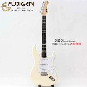 FUJIGEN/フジゲン BCST10RBD-VWH/01 エレキギター Vintage White ヴィンテージ ホワイト ビンテージ|gandgmusichotline