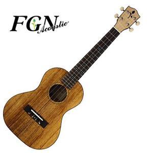 FUJIGEN(フジゲン)FGN Acoustic STANDARD TRADITIONAL STYLE テナーウクレレ FUS-TT|gandgmusichotline