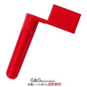 【23時間以内発送】アリア プラスチック製ストリングワインダー レッド ARIA AW-1 Red