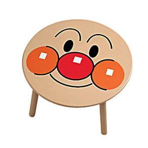 【ご予約受付中】【送料無料】アンパンマン 顔テーブル 56cm /PINOCCHIO(ピノチオ/アガツマ)|gandgmusichotline