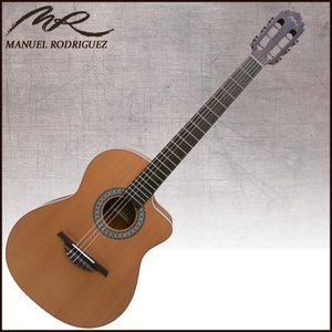 Manuel Rodriguez Classical Cutaway C11 Walnut(ウォルナット) マニュエル・ロドリゲス クラシックギター PU搭載 エレガット|gandgmusichotline