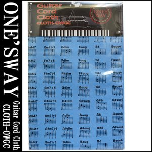 ONE'S WAY  ワンズウェイ GUITAR CODE CLOTH CLOTH-OWGC LBL...