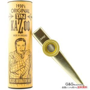【送料無料】クラーク カズー ゴールド CLARKE Standard Gold Kazoo Tub...