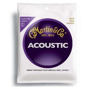 MARTIN/マーチン マーチン弦カスタム・ライト M175×12セット/M-175|gandgmusichotline