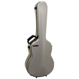 bam 8002XLSC Silver Carbon look HIGHTECH Classical Guitar Case / バム クラシックギターケース シルバーカーボンルック ハイテック|gandgmusichotline