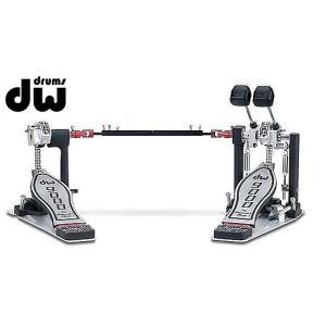 DW「DW-9002」バスドラム用ダブルペダル/ドラム関連アクセサリー/ディーダブリュウー|gandgmusichotline