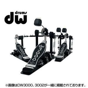DW「DW-3000」バスドラム用シングルペダル(ターボタイプ)/ドラム関連アクセサリー/ディーダブリュウー|gandgmusichotline