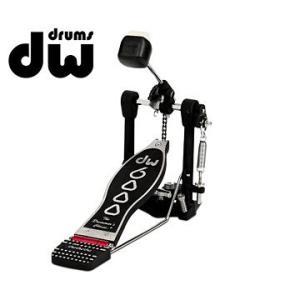 DW「DW-6000CX」バスドラム用シングル・ペダル/ターボドライブ/ドラム関連アクセサリー/ディーダブリュウー|gandgmusichotline