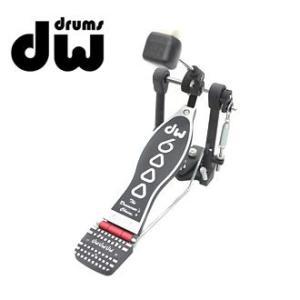 DW「DW-6000NX」バスドラム用シングル・ペダル/ナイロンドライブ/ドラム関連アクセサリー/ディーダブリュウー|gandgmusichotline