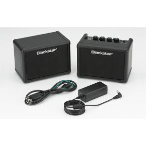BLACKSTAR(ブラックスター) バッテリー駆動3+3ワットステレオミニアンプ FLY Stereo Pack|gandgmusichotline
