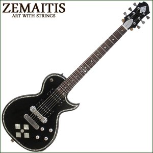 Zemaitis C24SU BLACK PEARL DIAMOND / ゼマイティス エレクトリックギター【新品アウトレット】|gandgmusichotline