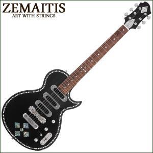 Zemaitis A22SU 3S BLACK PEARL DIAMOND / ゼマイティス エレクトリックギター【新品アウトレット】|gandgmusichotline