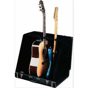 Fender ハードケース型ギター・スタンド Stage Guitar Stand / STAND CASE STAGE 3 BLK|gandgmusichotline