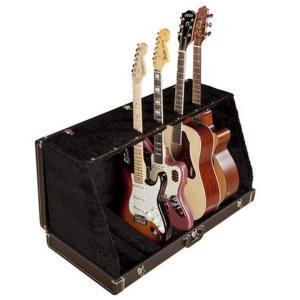 Fender ハードケース型ギター・スタンド Studio Guitar Stands Black ...