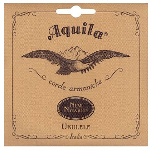 【送料無料】AQUILA ウクレレ弦 AQ-LOW-G/S (6U)×1本