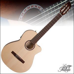 LaPatrie Arena CW QIT / ラパトリエ シンライン ナイロン ストリング ギター アリーナシリーズ エレガット クラシックギター|gandgmusichotline