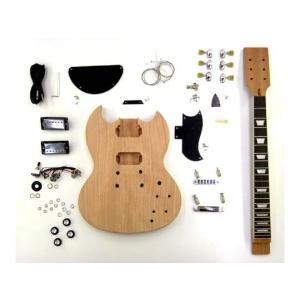 HOSCO エレキギターキット SGタイプ ER-KIT-SG ※ラッピング承ります※|gandgmusichotline