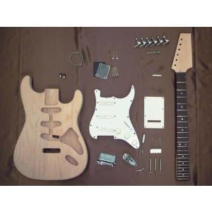 HOSCO エレキギターキット STタイプ ER-KIT-ST ※ラッピング承ります※|gandgmusichotline