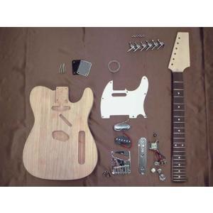 HOSCO エレキギターキット TLタイプ ER-KIT-TC ※ラッピング承ります※|gandgmusichotline