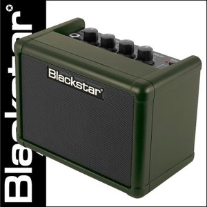 BLACKSTAR FLY 3 British Green A battery powered mini guitar amp and portable speaker|gandgmusichotline