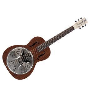 GRETSCH リゾネイター・ギター G9200 Boxcar Round-Neck Resonator Guitar|gandgmusichotline