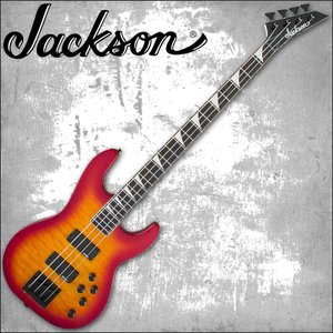 JACKSON JS3Q Concert Bass Cherry Burst ジャクソン (エレキベース) gandgmusichotline