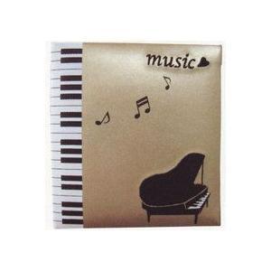 【送料無料】NOB COMPANY(ノブカンパニー)「音楽メモリアルバム ゴールドレザー」|gandgmusichotline