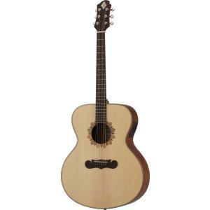ZEMAITIS Acoustic/ゼマイティス アコースティック CAJ-100FW-E-LH Left hand エレクトリックアコースティックギター レフトハンド モデル|gandgmusichotline