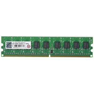 Transcend サーバー ワークステーション用 HP−COMPAQ XW4400 1GB DDR2−800 240pin ECC−DIM