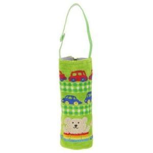 ペットボトルホルダ レインボーベア ゴーゴーミニカー ペットボトルケース 今治タオルの日本製|ganso