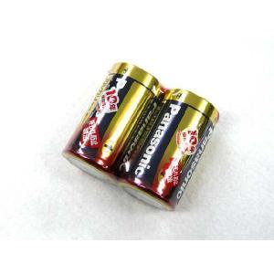 信頼のパナソニック。 長もち大電流パワーのアルカリ乾電池2本パック。  液漏れ防止製法で、より安心し...
