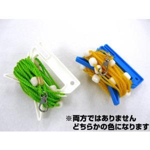 プロマリン(PRO MARINE) ボール付ロープ 8m LEP207|gaobabushop