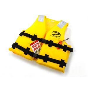 プロックス(高階救命器具製) 子供用小型船舶用固形式救命胴衣 TK-13B TYPE A(国土交通省型式承認品)|gaobabushop