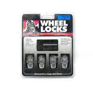Gorilla Automotive Products(ゴリラオートモーティブ) ホイールロックナット 71681N|garage-daiban