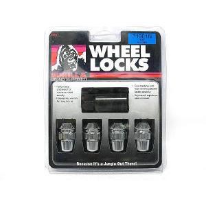 Gorilla Automotive Products(ゴリラオートモーティブ) ホイールロックナット 14x1.5 71641N|garage-daiban