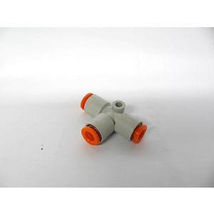 SMC エアサスフィッティング 3/16 T型 KQ2T05-00|garage-daiban